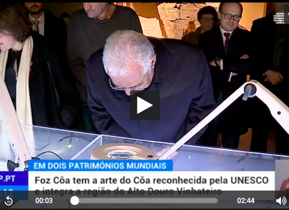 António Costa entre Foz Côa e produção vitivinícola