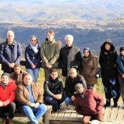 Delegação argelina realiza formação no Museu do Côa
