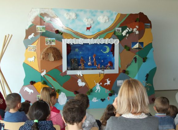 O Vale Mágico – Oficina de Teatro de Marionetas