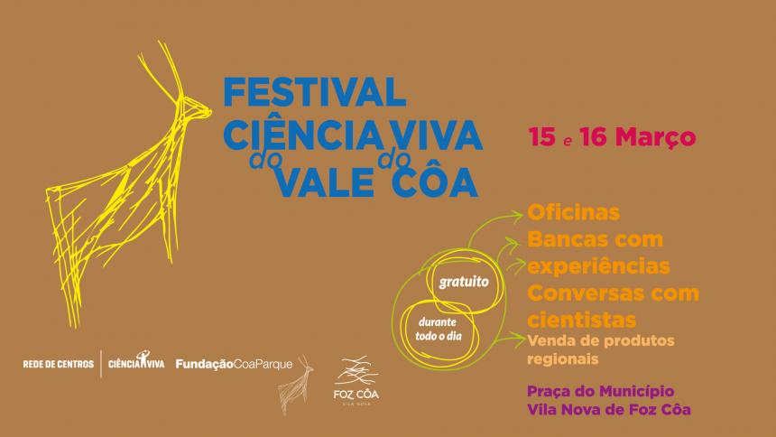 Museu do Côa reforça Rede Nacional de Centros Ciência Viva
