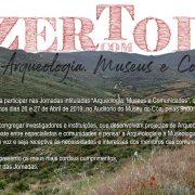 FAZER COM TOD@S – Jornadas de Arqueologia, Museus e Comunidade(s)
