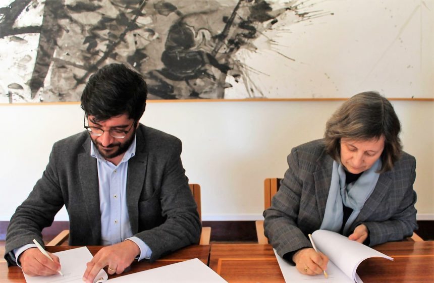 Collaboration protocol between the Coa Parque Foundation and the Faculty of Letters of the University of Porto