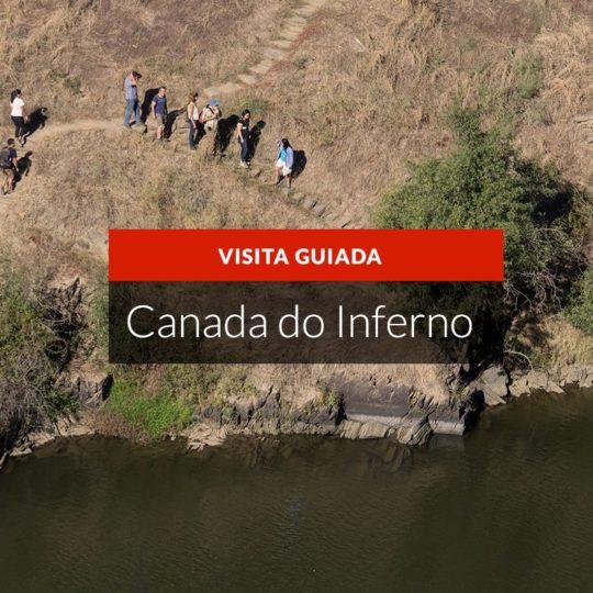 Visita Canada do Inferno