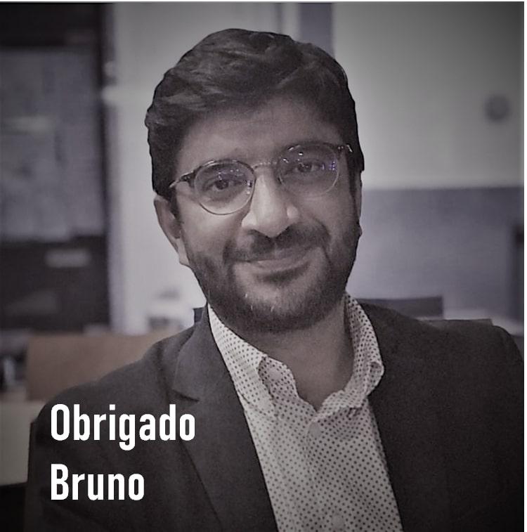 Tributo da Fundação Côa Parque ao seu Presidente, Bruno Navarro